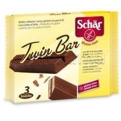Schar Twin Wafer Cioccolata Senza Glutine 3 Barrette