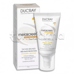 Ducray Melascreen Crema Solare Leggera SPF 50+ 40 ml