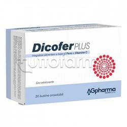 Dicofer Plus Integratore Per Il Sistema Immunitario 20 Bustine