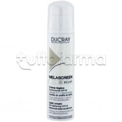 Ducray Melascreen Eclat Crema Ricca Schiarente SPF 15 40 ml