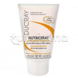 Ducray Nutricerat Emulsione Idratante Capelli 100 ml