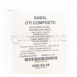 OTI Sabal Composto Gocce Orali Medicinale Omeopatico 50ml
