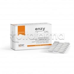 Enzydal Integratore per la Digestione 40 Compresse