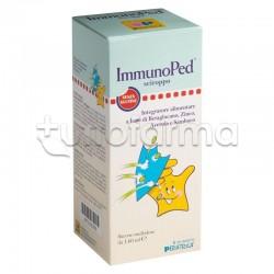 ImmunoPed Integratore per Sistema Immunitario dei Bambini Sciroppo 140ml