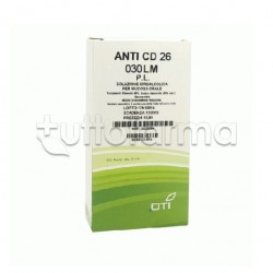 OTI Anti CD 26 30LM Medicinale Omeopatico 20 Fiale