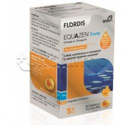 Named Equazen Forte Integratore per Funzione Cerebrale 60 Capsule