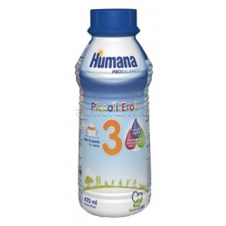 Humana 3 Probalance Liquido Latte di Crescita 470ml