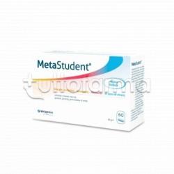 Metagenics Metastudent Integratore per Memoria e Concentrazione 60 Compresse