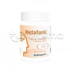 Metagenics Metatonic Integratore Energizzante 60 Compresse