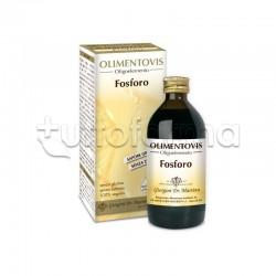 Dr. Giorgini Olimentovis Fosforo Integratore con Fosforo 200ml