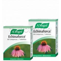 Echinaforce Integratore Per Sistema Immunitario 80 Compresse