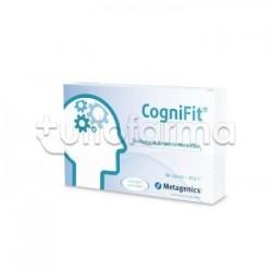 Metagenics Cognifit Integratore per Funzione Cerebrale 30 Capsule