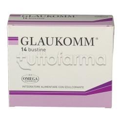 Glaukomm Integratore per Benessere della Vista 30 Bustine