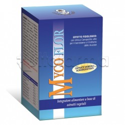 AVD Mycoflor Integratore Benessere e Trofismo delle Mucose 60 Capsule