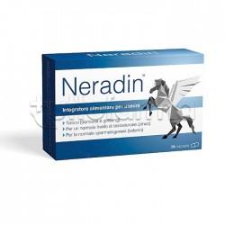 Neradin Integratore per Uomo per Spermatogenesi 56 Capsule