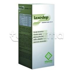 Laxodep Integratore per Transito Intestinale 150ml