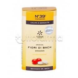 Lemon Pharma Fiori di Bach N.39 per Calma e Serenità 40 Pastiglie