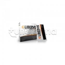 Libervis Energy Integratore per Metabolismo Energetico Gusto Arancia 20 Bustine