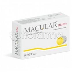 Macular Active Integratore per la Vista 20 Compresse