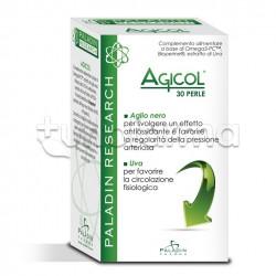 Agicol Softgel Per Pressione e Circolazione 30 Perle