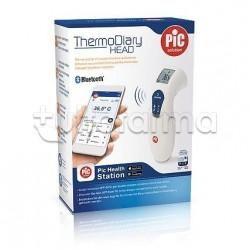Pic Termometro Frontale a Infrarossi ThermoDiary Head 1 Pezzo