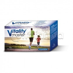 Vitality Master Ricostituente per Sportivi 12 Stickpack