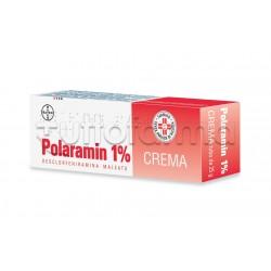 Polaramin Crema 25 gr 1% Antistaminico per Prurito e Punture di Insetto