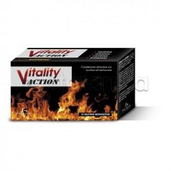 Vitality Action Energizzante Forte con Gingeng e Caffeina 10 Bustine