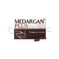 Shedir Medargan Plus Integratore per Benessere Intestinale 30 Compresse