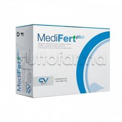 Medifert Plus Integratore con Vitamine e Minerali 16 Bustine