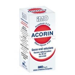 IMO Acorin Spray Omeopatico per Bambini 30ml