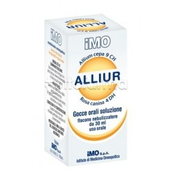 IMO Alliur Spray Omeopatico per Bambini 30ml