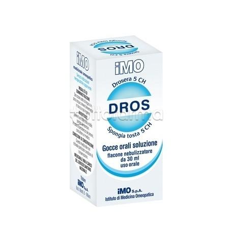 IMO Dros Spray Omeopatico per Bambini 30ml