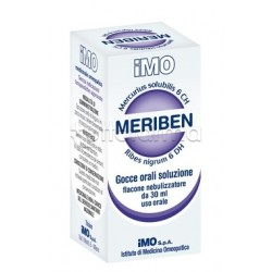 IMO Meriben Spray Omeopatico per Bambini 30ml