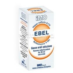 IMO Ebel Spray Omeopatico per Bambini 30ml