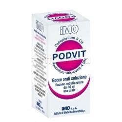 IMO Podvit Spray Omeopatico per Bambini 30ml