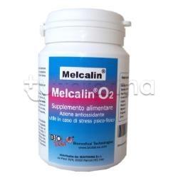 Melcalin O2 Integratore con Vitamine e Minerali 56 Capsule