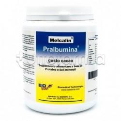 Melcalin Pralbumina Integratore con Proteine e Minerali 532g