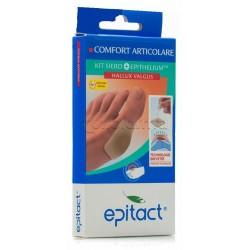 Epitact Kit Comfort Articolare Protezione Per Alluce Valgo