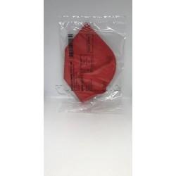 Mascherina Respiratoria Filtrante FFP2 Colorata Rossa 1 Mascherina