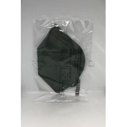 Mascherina Respiratoria Filtrante FFP2 Colorata Verde 1 Mascherina