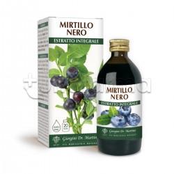Dr. Giorgini Mirtillo Nero Estratto Integrale per Vie Urinarie 200ml