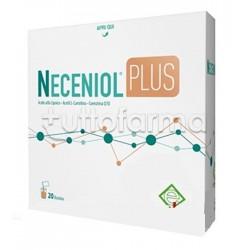 Neceniol Plus Integratore Antiossidante 20 Bustine