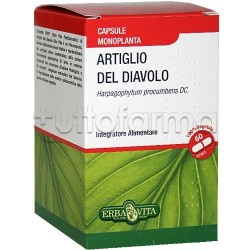 Erba Vita Artiglio Del Diavolo Gel Tonificante 100 ml