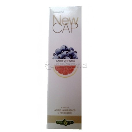Erba Vita NewCap Shampoo Antiforfora 250 ml