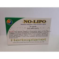 Herboplanet No Lipo Integratore per Controllo del Peso 36 Capsule
