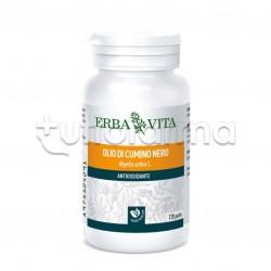 Erba Vita Olio Cumino Nero Integratore Antiossidante 120 Perle