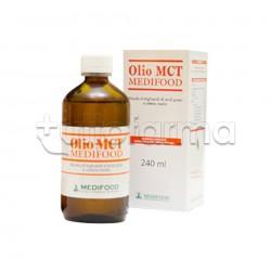 Medifood Olio MCT per Metabolismo dei Grassi 240ml