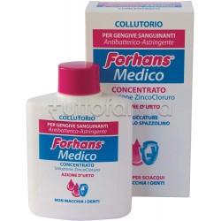 Forhans Medico Collutorio Concentrato Antibatterico 75ml