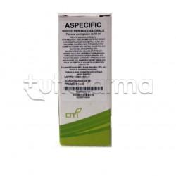 OTI Aspecific Gocce Orali Omeopatiche 50ml